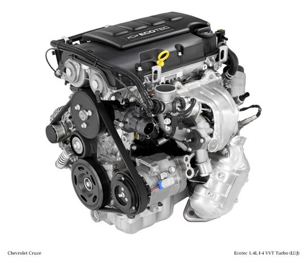 GM Engines, GM Crate Engines, New GM Engines | 1 4 LITER
