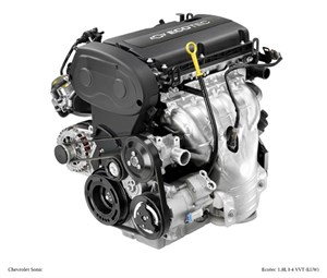 1.8 LITER ECOTEC, 4-CYL, 110 C.I.D., GM ENGINE