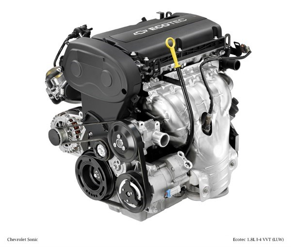 2012 Chevy Cruze Heater Problems >> GM Engines, GM Crate Engines, New GM Engines | 1.8 LITER ECOTEC, 4-CYL, 110 C.I.D., GM ENGINE